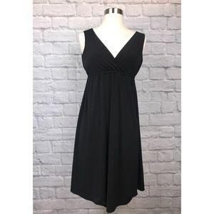 Mary McFadden Little Black Dress 143.255
